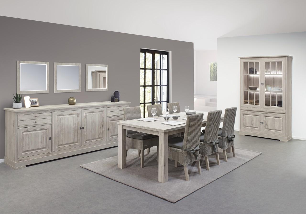 salle manger kent de prijzenklopper. Black Bedroom Furniture Sets. Home Design Ideas